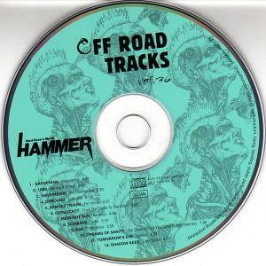 Metal Hammer - Off Road Tracks Vol. 36 (CD) - Bild 3