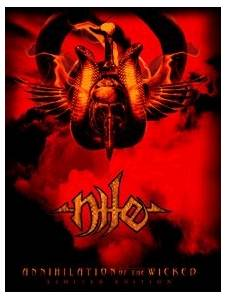 Nile: Annihilation Of The Wicked (CD) - Bild 1