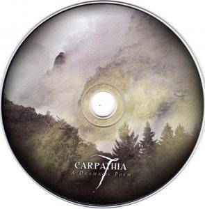 The Vision Bleak: Carpathia - A Dramatic Poem (CD) - Bild 3