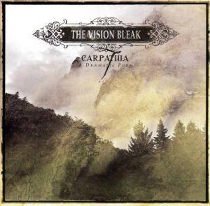 The Vision Bleak: Carpathia - A Dramatic Poem (CD) - Bild 1