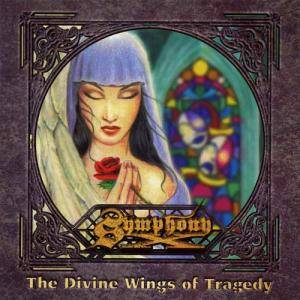 Symphony X: Divine Wings Of Tragedy, The - Cover