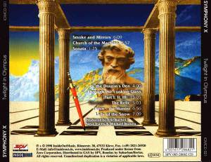 Symphony X: Twilight In Olympus (CD) - Bild 2