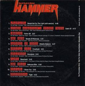 Metal Hammer - Off Road Tracks Vol. 38 (CD) - Bild 2