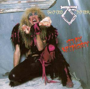 Twisted Sister: Stay Hungry (CD) - Bild 1