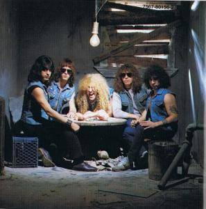 Twisted Sister: Stay Hungry (CD) - Bild 4