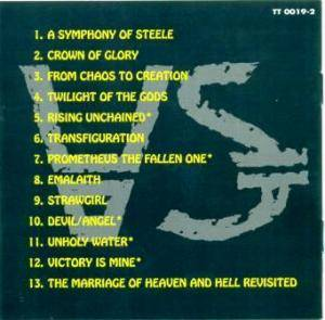 Virgin Steele: The Marriage Of Heaven And Hell Part Two (CD) - Bild 3