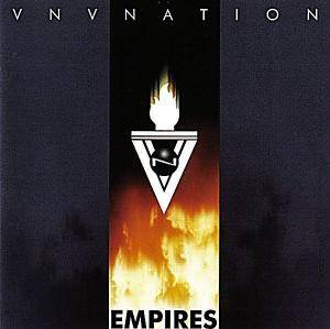 VNV Nation: Empires - Cover