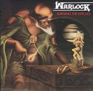 Warlock: Burning The Witches (CD) - Bild 1