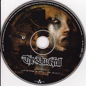 The Duskfall: Lifetime Supply Of Guilt (CD) - Bild 4