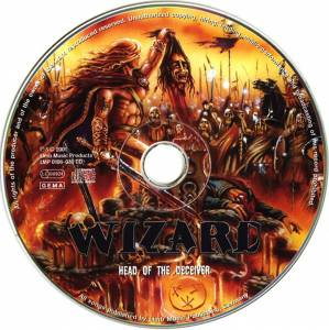 Wizard: Head Of The Deceiver (CD) - Bild 3