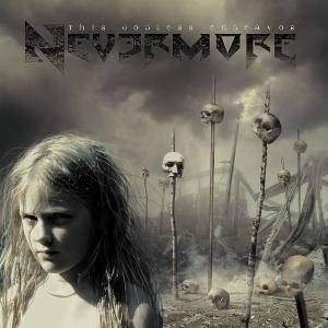 Nevermore: This Godless Endeavor - Cover