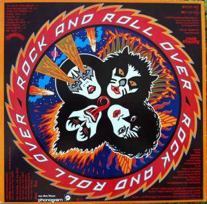 KISS: Rock And Roll Over (LP) - Bild 2