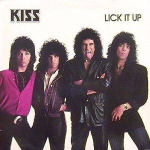 KISS: Lick It Up (LP) - Bild 1