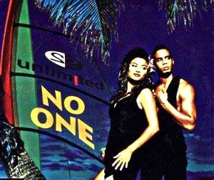 2 Unlimited: No One - Cover