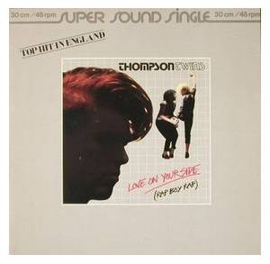 Thompson Twins: Love On Your Side - Cover