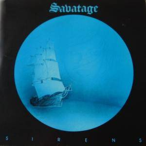 Cover - Savatage: Sirens