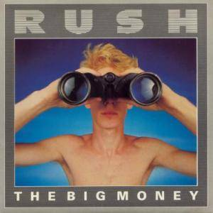 Rush: Big Money, The - Cover
