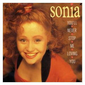 Cover - Sonia: You'll Never Stop Me Loving You