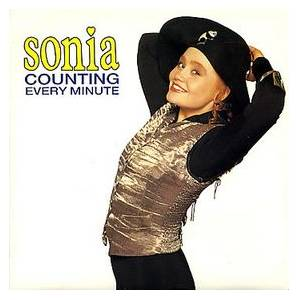 Sonia: Counting Every Minute - Cover