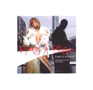 Mary J. Blige: Family Affair - Cover