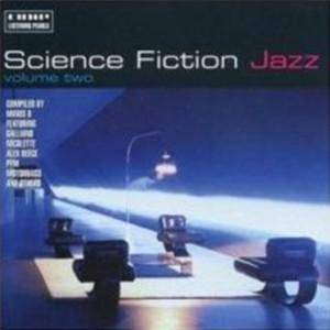 Science Fiction Jazz - Volume Two - Cover