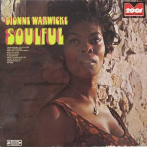 Cover - Dionne Warwick: Soulful