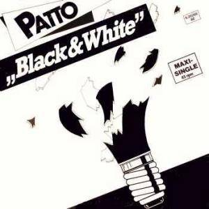 Patto: Black & White - Cover