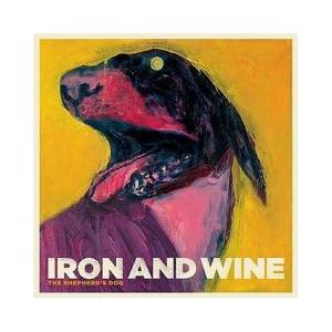 Iron & Wine: Shepherd's Dog, The - Cover