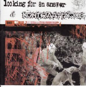 Cover - Looking For An Answer: Looking For An Answer / Kontraattaque