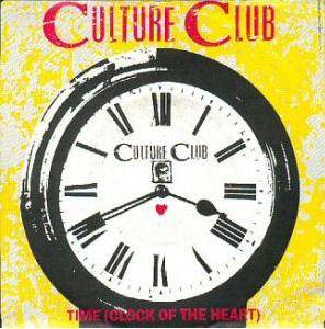 Culture Club: Time (Clock Of The Heart) - Cover