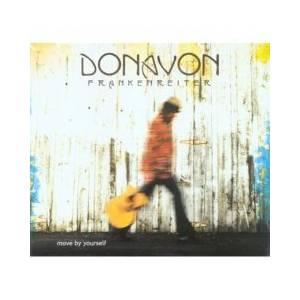 Cover - Donavon Frankenreiter: Move By Yourself