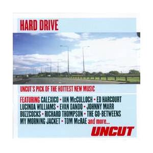 Cover - 'Burn, The: Hard Drive: Uncut's Pick Of The Hottest New Music