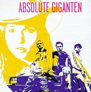 Absolute Giganten O.S.T. - Cover