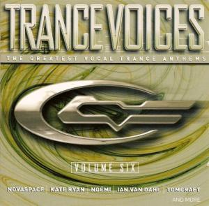 Trance Voices Volume Six - Cover