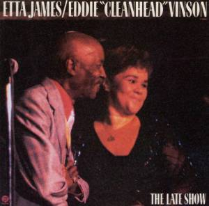 "Cover - Eddie ""Cleanhead"" Vinson: Late Show, The"