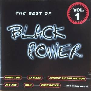 Cover - Silk: Best Of Black Power Vol. 1, The