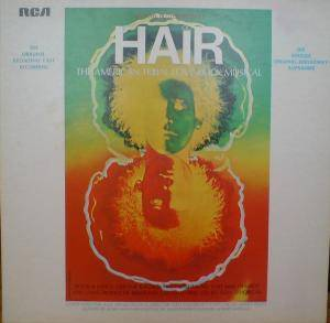 Galt MacDermot: Hair - The American Tribal Love Rock Musical (LP) - Bild 1