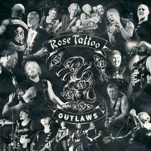 Cover - Rose Tattoo: Outlaws