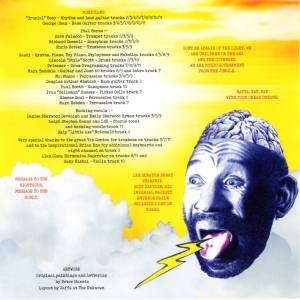 "Lee ""Scratch"" Perry: Heavy Rain (CD) - Bild 2"