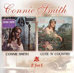 Cover - Connie Smith: Connie Smith / Cute 'n' Country