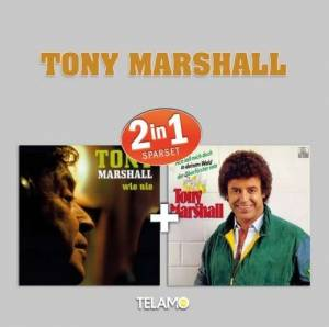 Tony Marshall: 2 In 1 (2-CD) - Bild 1