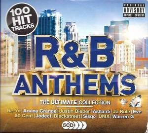 Cover - Mýa: R&B Anthems - The Ultimate Collection