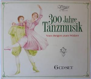 Cover - Hector Berlioz: 300 Jahre Tanzmusik