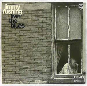 Cover - Jimmy Rushing: Livin' The Blues