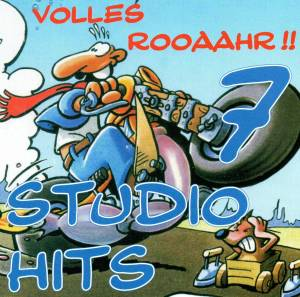 Cover - All Saints: Studio 33 - Studio Hits 7 - Volles Rooaahr !!
