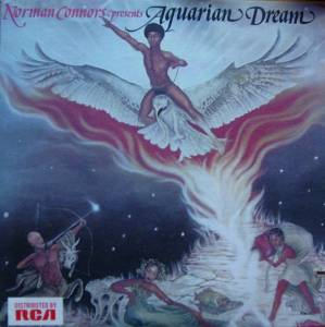 Cover - Norman Connors: Aquarian Dream