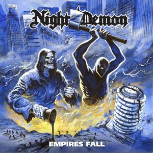 Cover - Night Demon: Empires Fall
