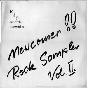 Cover - Eclipse Of The Sun: Newcomer Rocksampler Vol. II