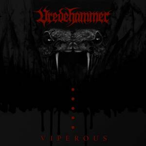 Cover - Vredehammer: Viperous