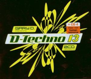 Cover - Southstylers: Gary D. Presents D-Techno 13